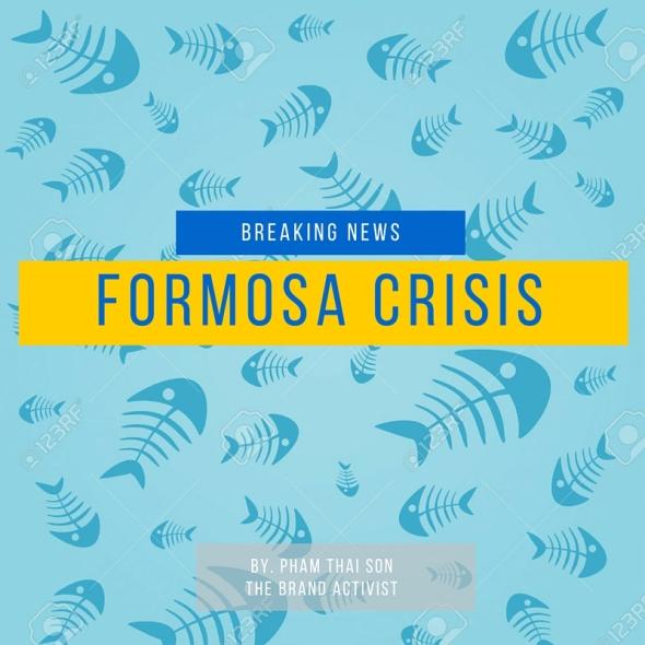 Formosa, khủng hoảng truyền thông, branding, PR